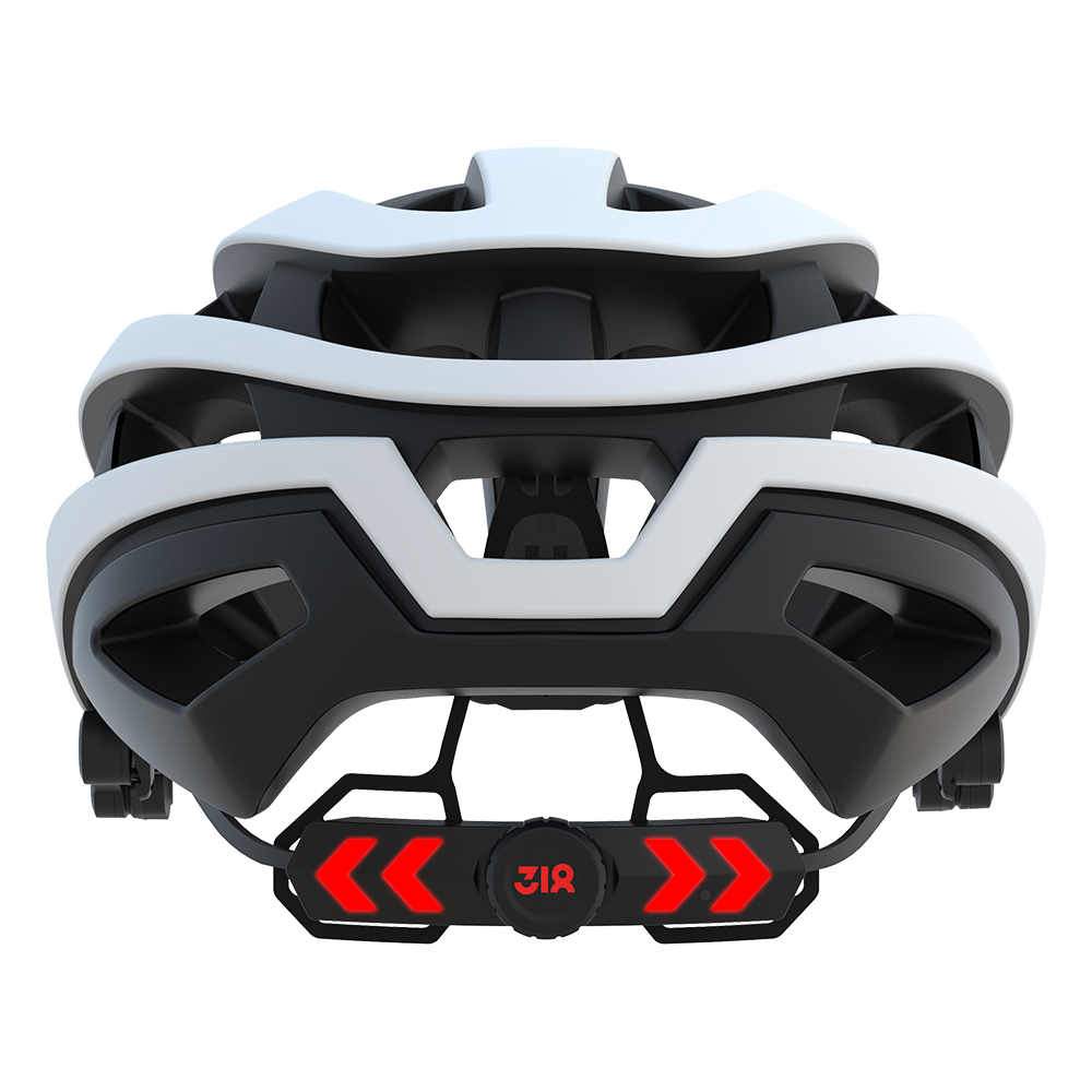 Sensitive rear alerting lights