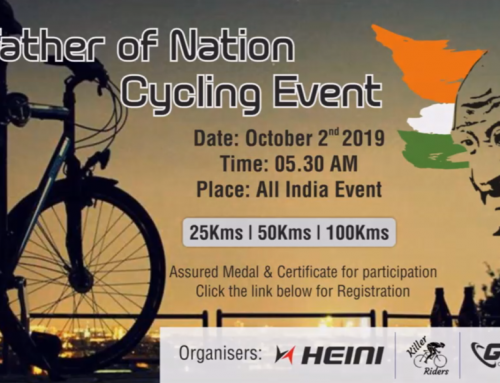 Father of nation cycling events – moments