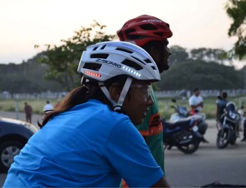 Father of nation cycling events – Zakpro moments