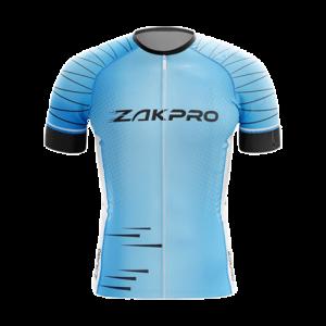 ZAKPRO JERSEY - RACE FIT (ZAKPRO BRAND BLUE)