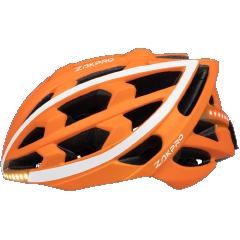 Smart turn signal biking helmets